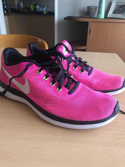 Zapatillas Nike Fucsia Talle 38