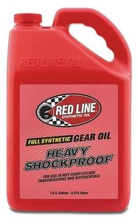 Aceite Red Line Caja Shockproof Roja 3.8 Litros Rmcomp