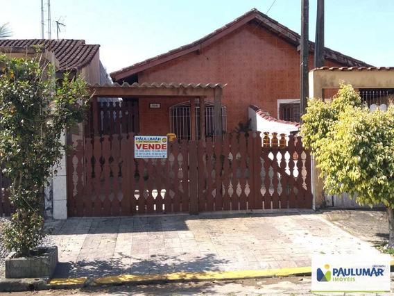 Casa Com 2 Dorms, Itaóca, Mongaguá - R$ 180 Mil, Cod: 828992 - V828992
