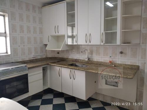 Apartamento Para Alugar No Bairro Vila Assunção Em Santo - L1601-2