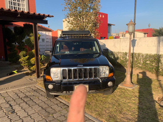 Jeep Commander 5.7 Limited Premium 4x4 Mt 2007