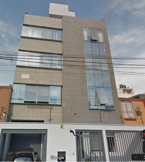 Alquiler Edificio Amplio Y Elegante De 4 Pisos Con Ascensor