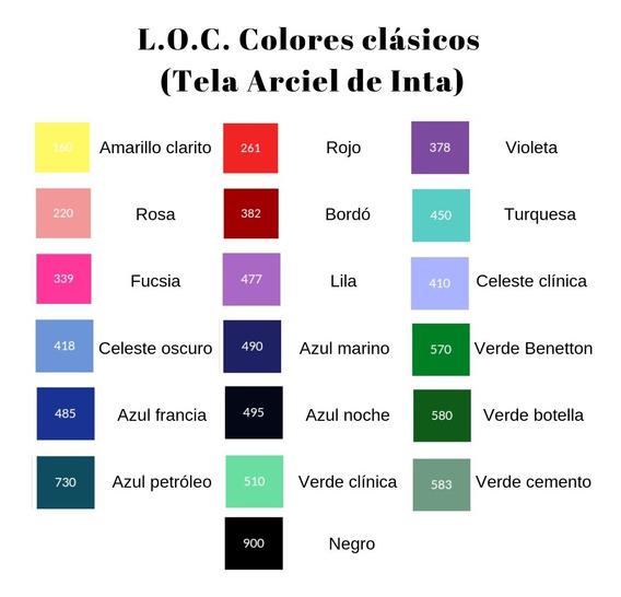 Ambo V Cerrado Colores Unisex
