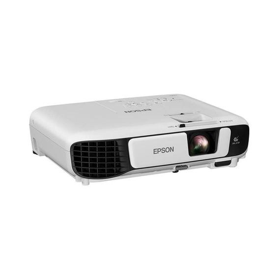 Projetor Epson Powerlite S41+, Branco,3300 Lúmens.