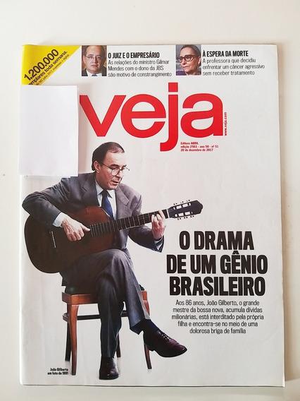 Revista Veja Edição 2561 De 20 De Dezembro De 2017