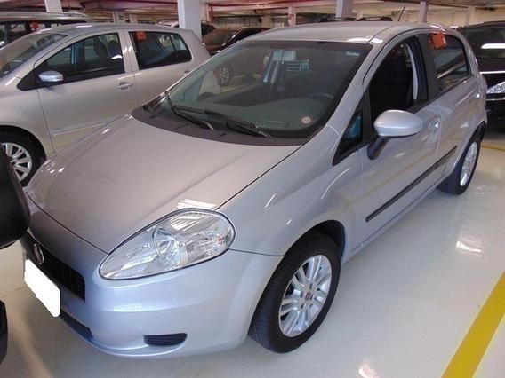 Fiat Punto 1.4 Mpi Attractive Prata 8v Flex 4p Manual 2011