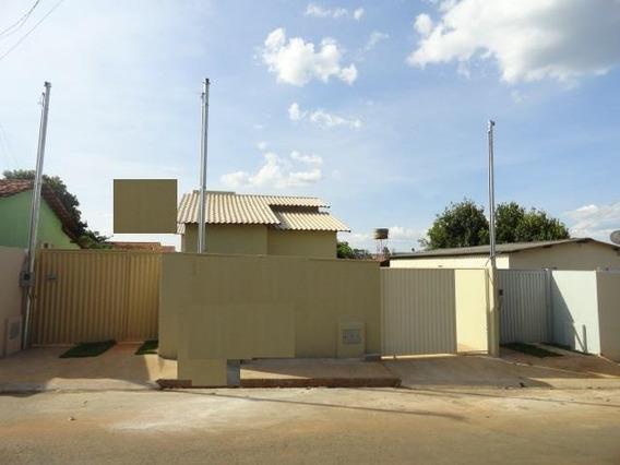 Casa Em Bairro Das Industrias, Senador Canedo/go De 80m² 3 Quartos À Venda Por R$ 175.000,00 - Ca248652