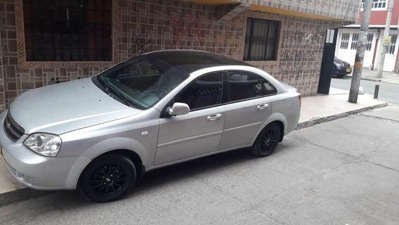 Chevrolet Optra 2007 Sedan Impuestos Pagos Seguros 2021
