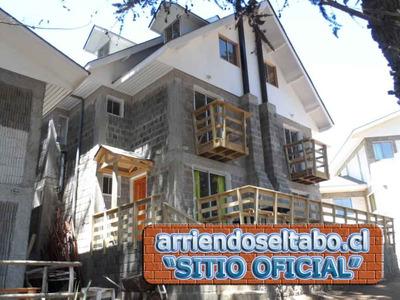 Casa En El Tabo Arriendo Desde 8 Hasta 20 Personas