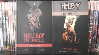Hellboy In Hell Vol. 1 Y 2
