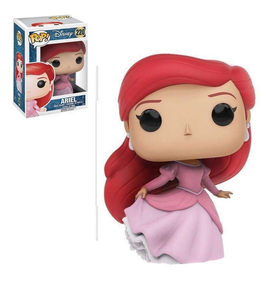 Figura Funko Pop Disney La Sirenita - Ariel 220