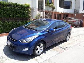 Hyundai Elantra 2012 - Único Dueño Y Mantenimiento En Conces
