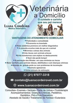 Veterinária A Domicílio