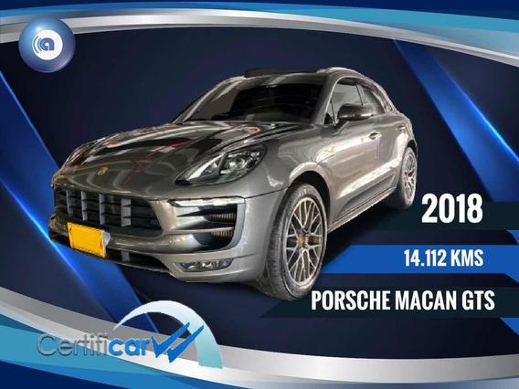Porsche Macan Gts Financió-permuto
