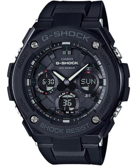 Reloj Casio G-shock G-steel Solar Gst-s100g-1b - Original