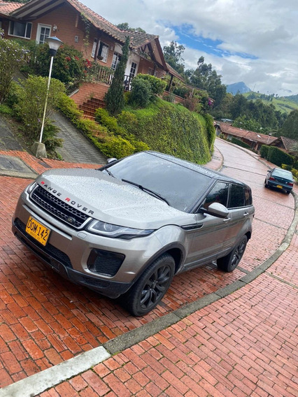 Range Rover Evoque 2017 Edición Especial