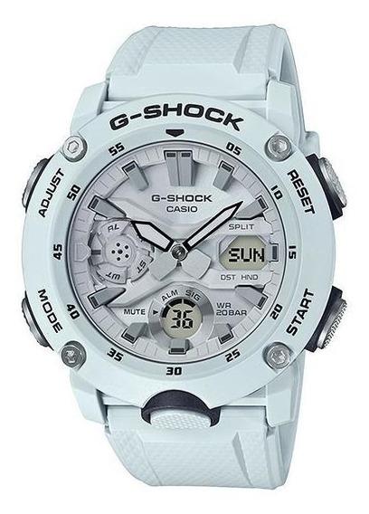 Reloj Casio G-shock Ga-2000s-7a Carbon Core Guard
