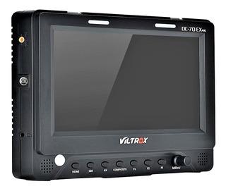 Monitor De Campo Hdmi Sdi Video Viltrox Dc-70ex 4k 7