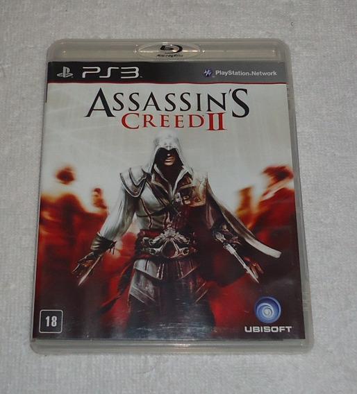 Assassins Creed 2 Ps3 ** Frete Gratis Leia