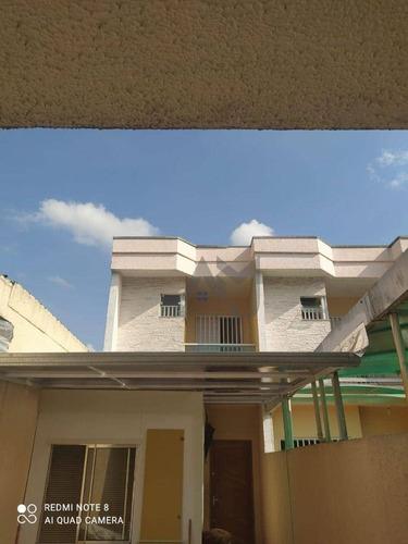 Sobrado Com 2 Dormitórios À Venda, 80 M² Por R$ 389.000,00 - Vila Nhocune - São Paulo/sp - So0212