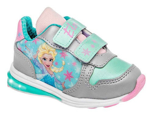 Sneaker Urban Disney Focos Leds Textil Liso 94808dtt