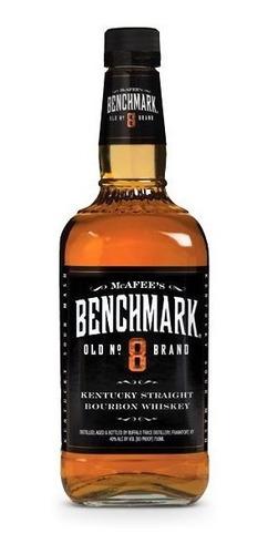 Imagen 1 de 1 de Benchmark Old N° 8 Brand 750 Ml