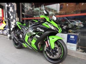 Kawasaki Ninja Zx-10r 4000km Sem Detalhes