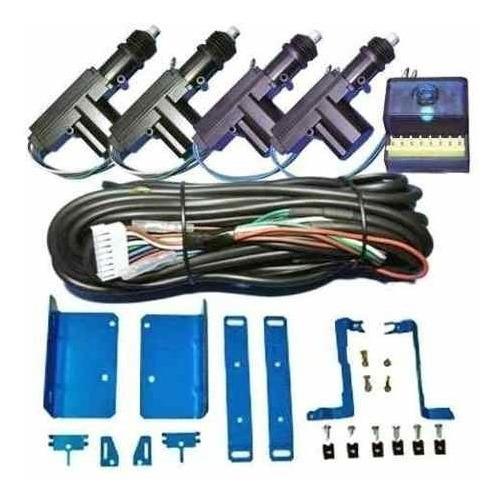 Travas Eletricas Palio Siena 4 Portas Suportes De Fixação
