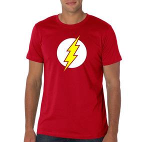 Camiseta Estampada Flash M1