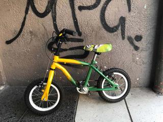 Bicicleta Usada Rodado 12 Ben 10
