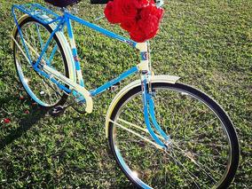 Bicicleta Goricke Com Peças Cromadas