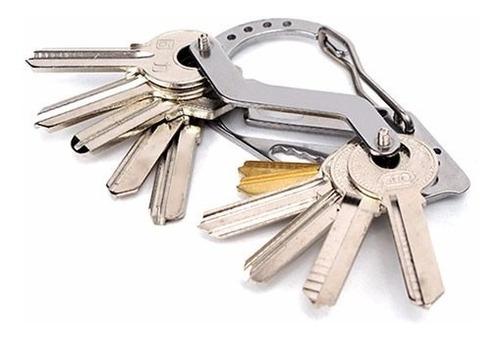 Imagen 1 de 6 de Llavero Organizador Smart Key Destapador Llaves Desarmador