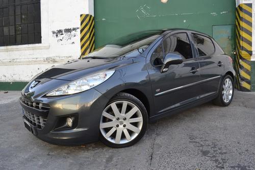 Peugeot 207 1.6 Gti 156cv 2012 / 74000km Impecable - Permuto