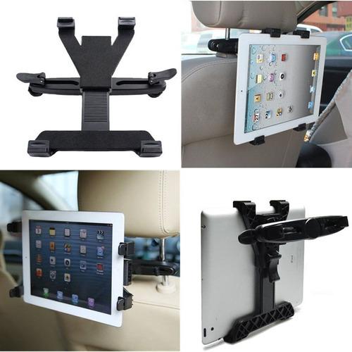 Soporte Para Tablet Detrás De Asiento De Auto Camioneta