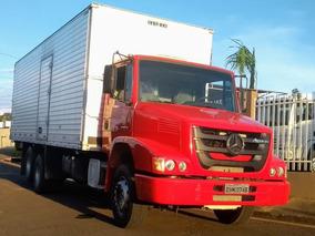 Mercedes-benz Atron 2324 2014/2014 Baú