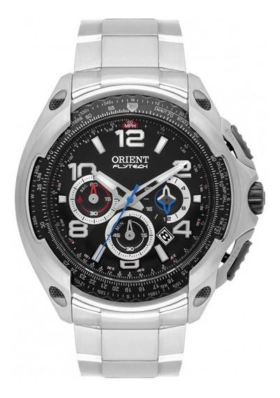 Relógio Orient Masculino Cronógrafo Mbttc015 P2gx