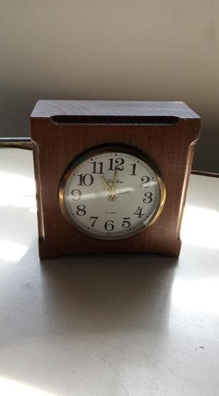 Reloj Despertador Linden Japón Para Reparar