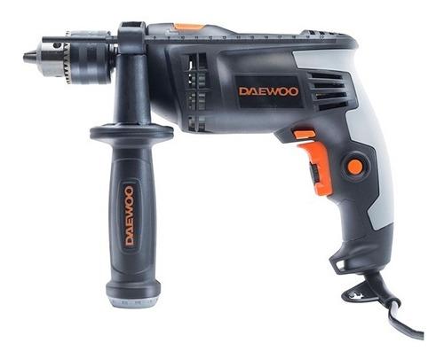 Taladro De Impacto Daewoo Daid750 2800rpm 750w 10mm