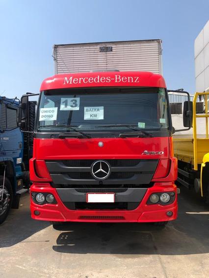 Mercedes Benz Atego 2426 Unico Dono