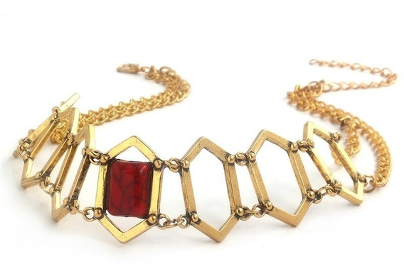 Collar Melisandre Game Of Thrones Got Bruja Roja Mod.j106