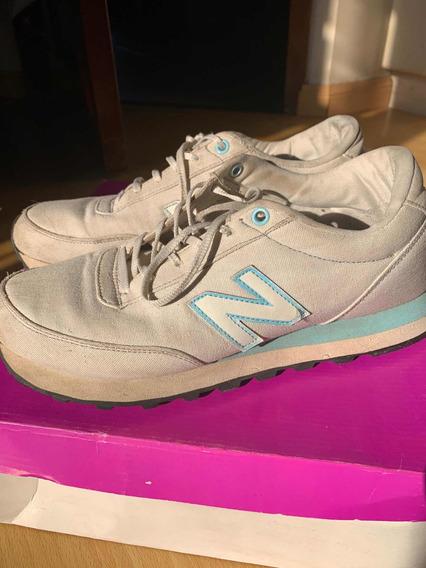 Zapatillas New Balance Talle 38