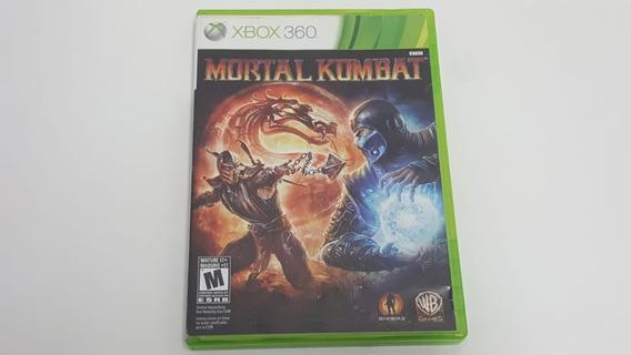 Mortal Kombat 9 - Xbox 360 - Original - Mídia Física