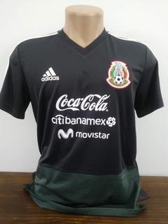 Camisa Seleção Do Mexico De Treino