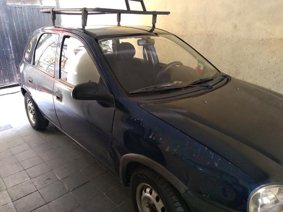 Chevrolet Chevy 1.6 5p Swing Pop B Std, Azúl