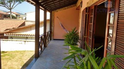 Casa Residencial À Venda, Campo Grande, Rio De Janeiro. - Ca0330