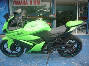 Kawasaki Ninja 250 R Verde 2010 R$ 9.999 (11) 2221.7700