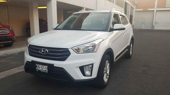Hyundai Creta 2017 4p Gls L4/1.6 Man