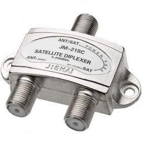 Chave Diplexer 1x2 Mxt Satélite Ant/sat 5-2450mhz 5 Unidades