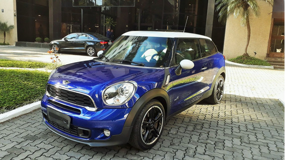 Mini Paceman 1.6 S All4 16v 184cv Turbo 2p Aut 2014 Blindado