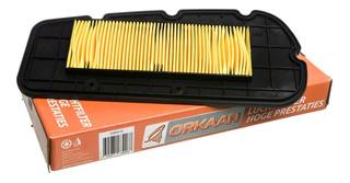 Filtro Ar Orkaan Dafra Citycom 300 Oaf610 Promocao
